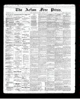 Acton Free Press (Acton, ON)2 Aug 1894