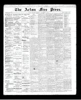 Acton Free Press (Acton, ON), September 13, 1894