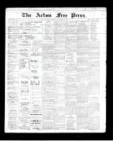 Acton Free Press (Acton, ON), December 20, 1894