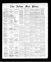 Acton Free Press (Acton, ON)7 Feb 1895