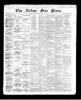 Acton Free Press (Acton, ON)28 Mar 1895