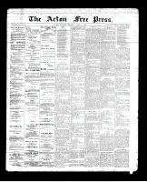 Acton Free Press (Acton, ON)18 Apr 1895