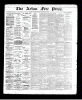 Acton Free Press (Acton, ON)12 Dec 1895