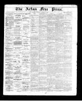 Acton Free Press (Acton, ON), December 19, 1895