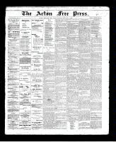 Acton Free Press (Acton, ON), January 1, 1896
