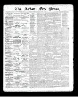 Acton Free Press (Acton, ON), March 5, 1896