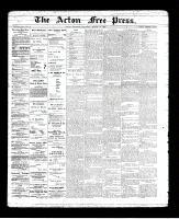 Acton Free Press (Acton, ON), March 12, 1896