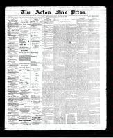 Acton Free Press (Acton, ON), March 19, 1896