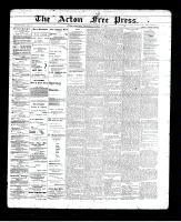 Acton Free Press (Acton, ON), March 26, 1896