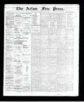 Acton Free Press (Acton, ON), April 2, 1896