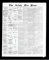 Acton Free Press (Acton, ON)9 Apr 1896