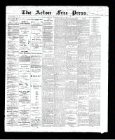 Acton Free Press (Acton, ON), April 16, 1896