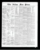 Acton Free Press (Acton, ON), April 30, 1896