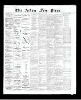 Acton Free Press (Acton, ON), May 7, 1896