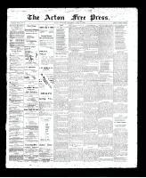 Acton Free Press (Acton, ON)4 Jun 1896