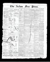 Acton Free Press (Acton, ON)25 Jun 1896