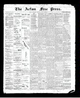 Acton Free Press (Acton, ON)16 Jul 1896