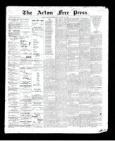 Acton Free Press (Acton, ON)27 Aug 1896