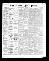 Acton Free Press (Acton, ON)24 Sep 1896