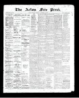 Acton Free Press (Acton, ON), December 10, 1896