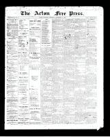 Acton Free Press (Acton, ON), December 17, 1896