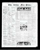 Acton Free Press (Acton, ON), December 24, 1896
