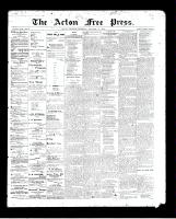 Acton Free Press (Acton, ON)31 Dec 1896