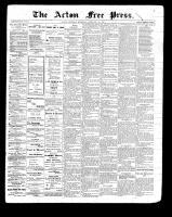 Acton Free Press (Acton, ON)18 Feb 1897