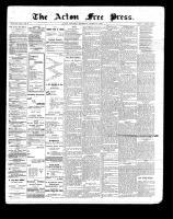 Acton Free Press (Acton, ON)25 Mar 1897