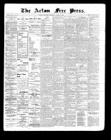 Acton Free Press (Acton, ON)15 Apr 1897