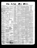 Acton Free Press (Acton, ON), September 23, 1897
