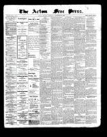 Acton Free Press (Acton, ON)30 Sep 1897