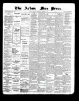 Acton Free Press (Acton, ON), October 7, 1897