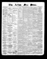 Acton Free Press (Acton, ON)2 Dec 1897