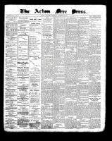 Acton Free Press (Acton, ON), December 9, 1897
