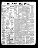 Acton Free Press (Acton, ON), December 16, 1897
