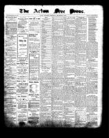 Acton Free Press (Acton, ON)30 Dec 1897