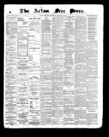 Acton Free Press (Acton, ON), January 13, 1898