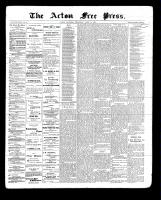 Acton Free Press (Acton, ON)21 Apr 1898