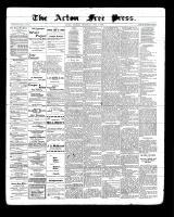 Acton Free Press (Acton, ON)9 Jun 1898
