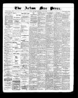Acton Free Press (Acton, ON)30 Jun 1898