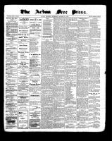 Acton Free Press (Acton, ON)20 Oct 1898