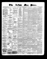 Acton Free Press (Acton, ON), January 12, 1899