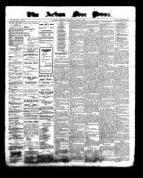 Acton Free Press (Acton, ON)9 Mar 1899