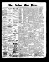 Acton Free Press (Acton, ON), June 15, 1899