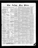 Acton Free Press (Acton, ON)4 Jan 1900