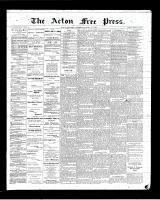 Acton Free Press (Acton, ON)12 Apr 1900