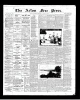 Acton Free Press (Acton, ON)23 Aug 1900