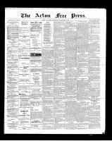 Acton Free Press (Acton, ON)6 Sep 1900