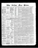 Acton Free Press (Acton, ON), June 20, 1901
